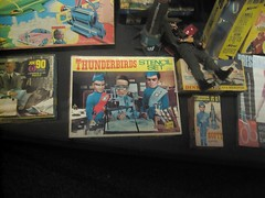 Thunderbirds stencil set (officinacreativa) Tags: museum vintage advertising logo toys design packaging thunderbirds product marche brands officina 1960 pubblicit giocattoli prodotti marchi creativa museumofbrands officinacreativa stencilset