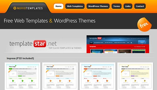 Nuviotemplates-Free Web Template and Wordpress Theme