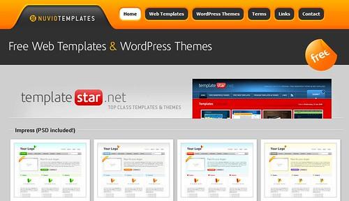 Nuviotemplates-Free Web Template and Wordpress Theme