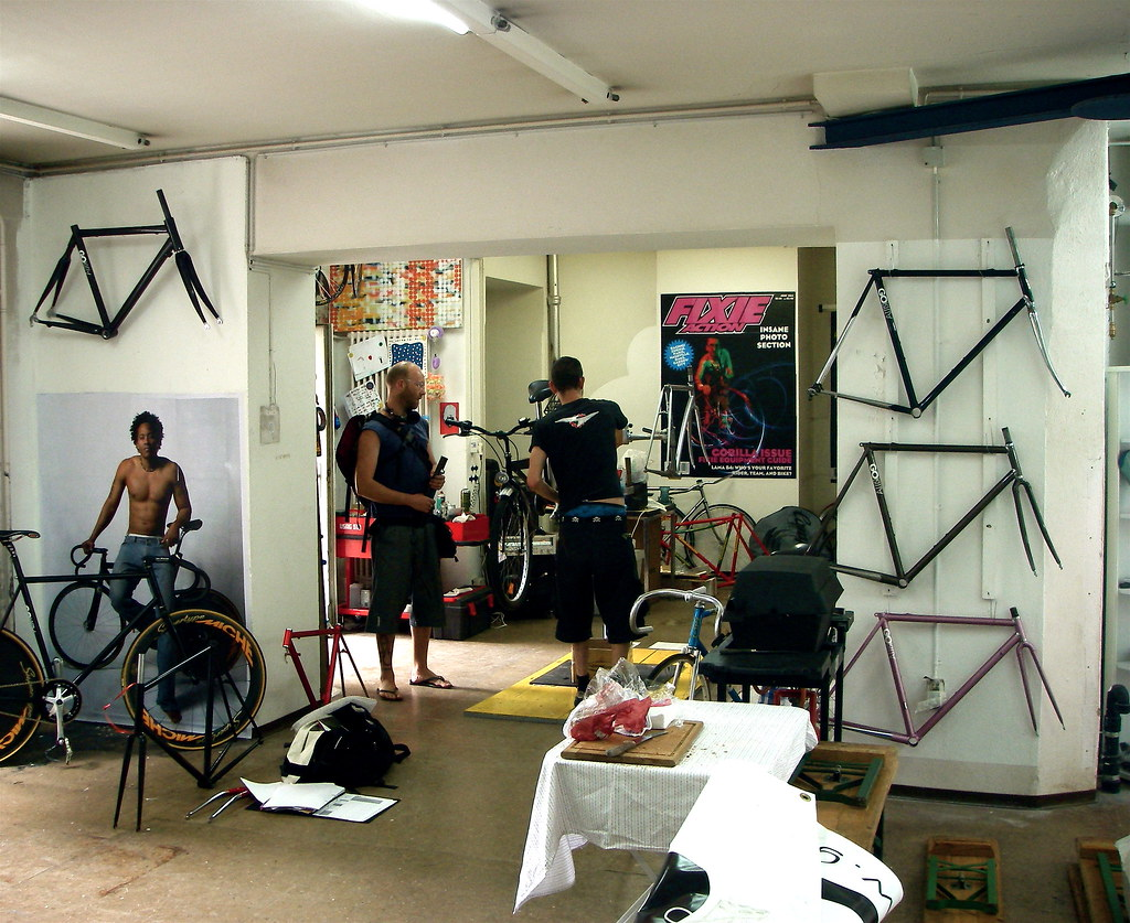 Gorilla Bikes Workshop