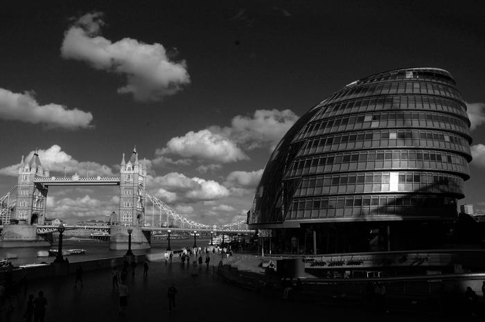 GLA & Tower Bridge:: Click for Previous