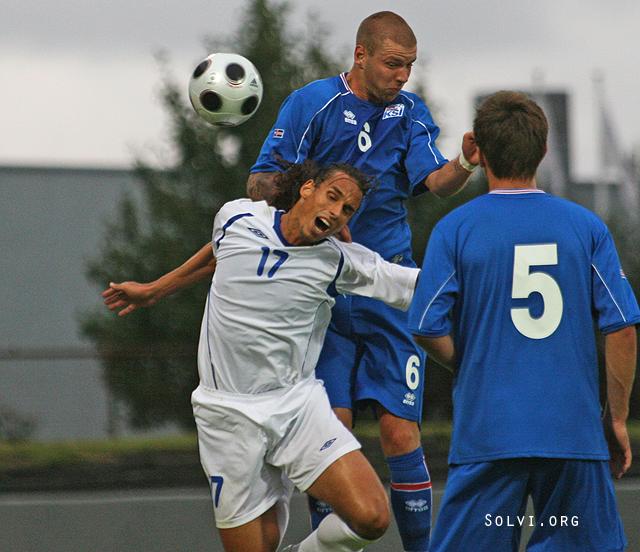 Ísland - Aserbaídsjan