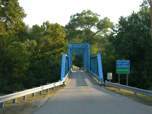 Bridge into Quicksand, Kentucky