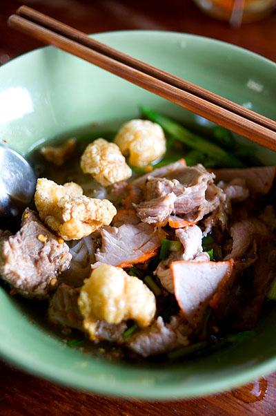 Sukhothai-style noodles, Jay Hae, Sukhothai