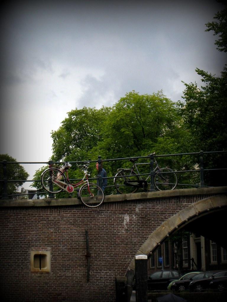 Suicidal bike