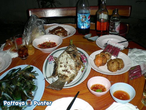 "Thai Dinner • <a style=""font-size:0.8em;"" href=""http://www.flickr.com/photos/9224951@N06/2818593815/"" target=""_blank"">View on Flickr</a>"