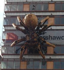 """La Princess"" Liverpool 3rd September 2008 (baz_baziah) Tags: liverpool spider capitalofculture2008 lamachine"