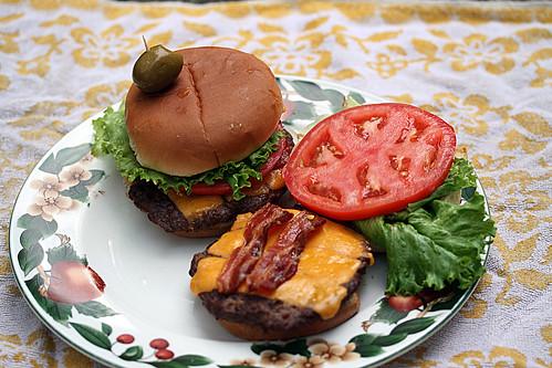 ... bacon cheddar cheese (2-yr aged from Eickman's in Seward, IL) bakery