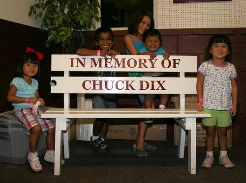 Family Bench 4