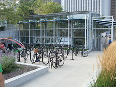 Millennium Park Bicycle Station