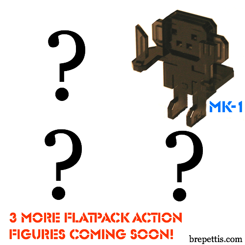 MK-1 Flatpack Monkey = Coming Soon!