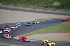 [2008 SUPER GT第7戦] フォーメーションラップ