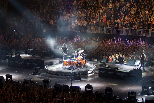Metallica @ O2 World Berlin (Death Magnetic Release Party)