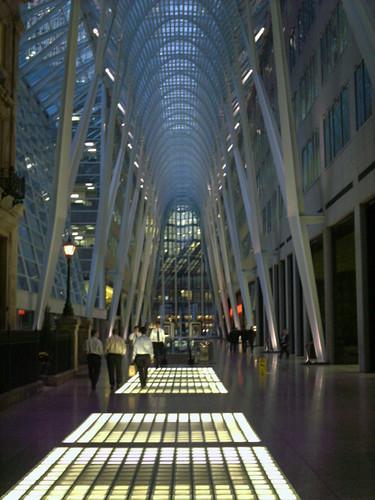BCE Place Concourse