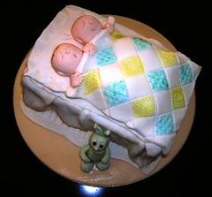 twins christinin cake (helenashouseofcakes) Tags: xmas flower cakes cake mouse little mickey christening mermaid humpty dumpty delightful snowgirl babycake amazingcakes carcake yummycakes noveltycakes poohcake gorgeouscakes deliciouscakes beautifulcakes helenacosta houseofcakes colourfulcakes coloufulcakes brilliantcakes