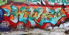 Herzo september 2008 (Herzoleum) Tags: writing painting graffiti pieces letters mta nes herz zwolle mvp serch tpa herzo colorpiece oldschoolstyle nescrew mtacrew bandostijl madtransitartists crewpiece oldschoolstijl