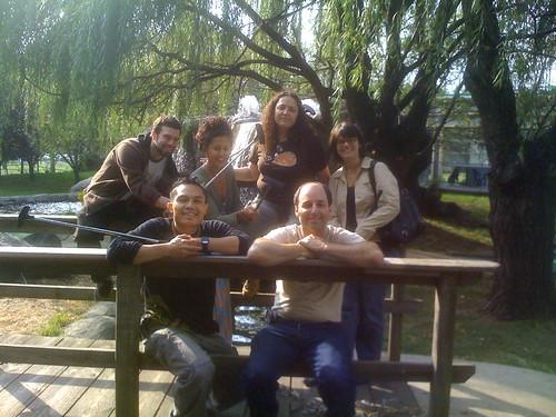 GK OLP team retreat 0908
