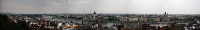 Budapest Panorama 1