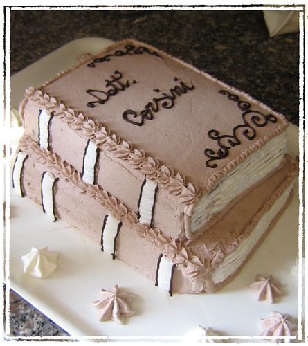 torta libro 2