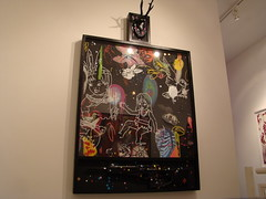 Dan Baldwin (Urban Art Association) Tags: dan baldwin forster gallery show 2008 london