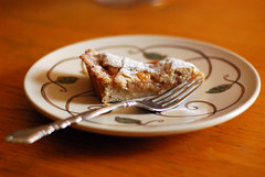 Szarlotka (Polish Apple Tart).