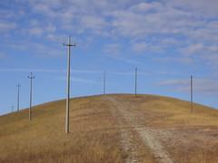 IMGP4800 (gzammarchi) Tags: strada italia nuvola natura campagna campo gesso paesaggio fila collina camminata sterrato itinerario casalfiumanesebo paloenel erbafieno