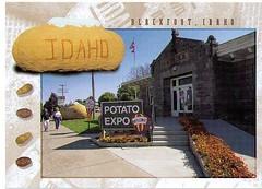 A yearly event in Blackfoot (alcott1) Tags: idaho potato blackfoot blackfootidaho