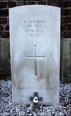 Known Unto God (chando*) Tags: wwii dyle dijle cwgc terlanen
