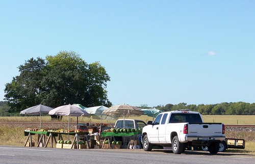Fruit Stand on Hwy 78