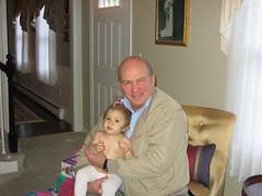 I love papa! (ksarris16) Tags: birthday twins first the