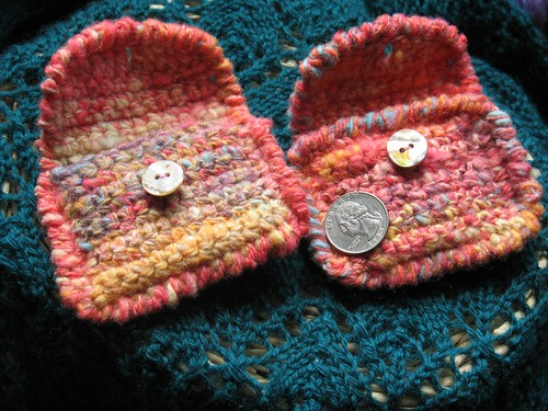 Rainbow Sherbet Coin Purses