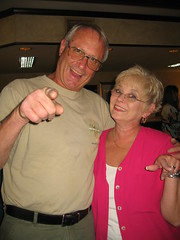 Harrison Roberts '65 & Jennie Roberts (Azusa High Reunion 2008) Tags: hotel friday ayres meet greet
