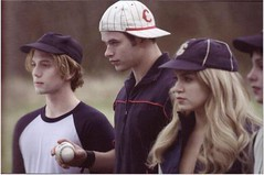 Twilight new movie still Emmett,Rosalie and Jasper (elphiegirl95) Tags: reed twilight jasper nikki alice ashley jackson edward greene carlisle emmett hale ese rosalie kellan lutz cullen rathbone cullens