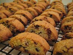 Aunt Helen's Mandelbrot (Mandel Bread)