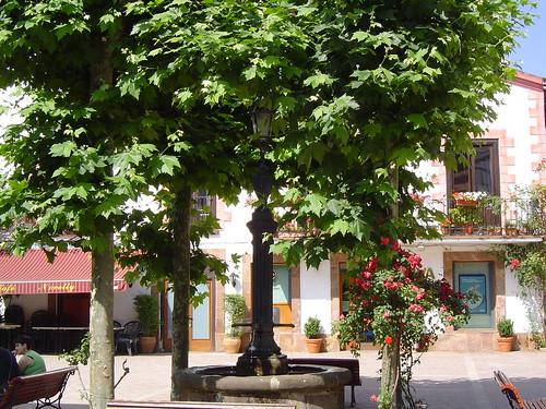 Fuente de la Plaza de la verdura