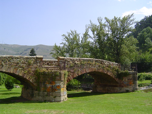 Puente de La India S XVI