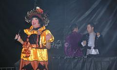 Costume contest host/hostess