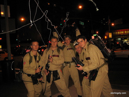 B51 Ghostbusters