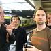 John, Satoshi, Andy and Eric
