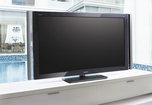 Bravia Z450: Worlds First Motionflow 240Hz LCD TV