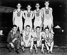 LIU 1936 Basketball team