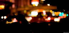 Taxi v.2 (Stephan Geyer) Tags: street colors night canon 50mm colours dof bokeh cab taxi 5d canon5d 5014 ef50mmf14usm canoneos5d canon5dclassic