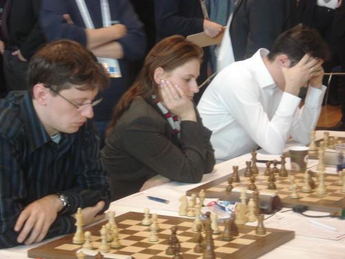Leko, Polgar i Almasi, 1rs taulers d'Hongria
