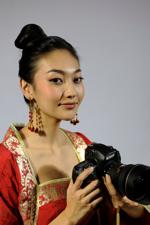 Nikon D3X ISO50 Portrait