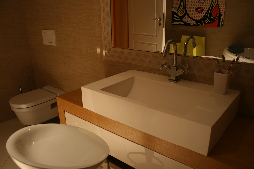 Goran Juric design bathroom from Croatia