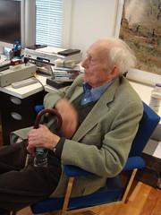 Ricky visits Bob Gardiner (just4gid) Tags: documentary gardiner leacock