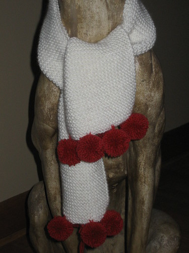 Cherry Scarf by you.