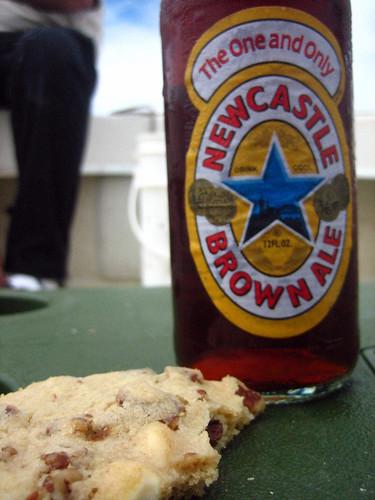 Mmmm...Cookies and Beer