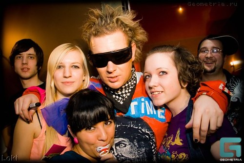 John B @ Sunrise Club, Tver, Russia (Nov 2008)