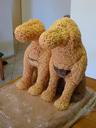 How To Make Rice Crispy Treats For Cake Modelling